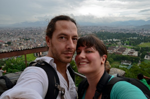 Premier jour à Katmandou